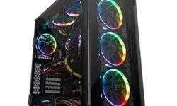 Thermaltake View 32 Tempered Glass RGB: корпус Mid-Tower для игрового ПК