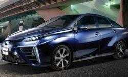 Toyota пророчит десятикратный рост спроса на водородные автомобили после 2020 года