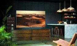 В мае в России поступит в продажу обновлённая серия телевизоров Samsung QLED 2018
