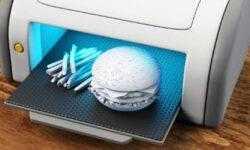 В Южной Корее представили домашний принтер для печати еды