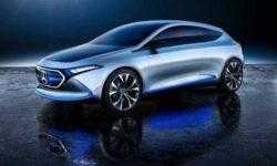 Во Франции освоят производство компактных электромобилей Mercedes-Benz