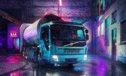 Volvo представила электрический мусоровоз с грузоподъёмностью 27 т