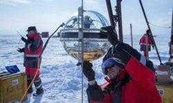Завершено развёртывание очередного кластера нейтринного телескопа Baikal-GVD