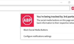 AdBlock Plus запретит соцсетям отслеживать действия пользователей на других сайтах
