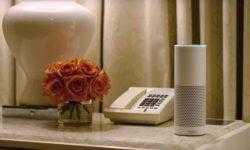 Amazon установит свои «умные» колонки в отелях Marriott