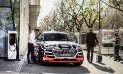 Audi интегрирует электромобили с домашней энергосистемой
