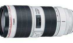Canon EF 70-200mm f/2.8L IS III USM: телезум-объектив за $2100
