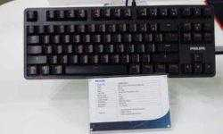 Computex 2018: игровые клавиатуры и мыши Philips