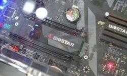Computex 2018: накопители Biostar M500 формата М.2 снабжены индикатором состояния