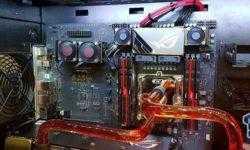 Computex 2018: процессор Intel Cascade Lake на плате ASUS ROG Dominus