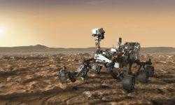Curiosity обнаружил органику на Марсе, которой миллиарды лет
