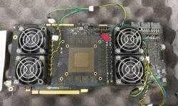 Фото дня: видеокарта NVIDIA с памятью GDDR6