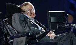 Голос Стивена Хокинга отправили в космос