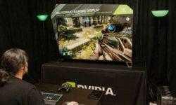 Громадные 65-дюймовые мониторы NVIDIA BFGD выйдут до конца года