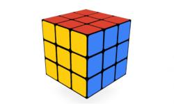 ИИ сам научился собирать кубик Рубика