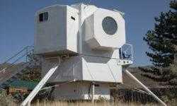 Лунный посадочный модуль можно превратить в свой дом, что и было сделано