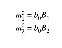 Формула: Вычисление multisig ключей