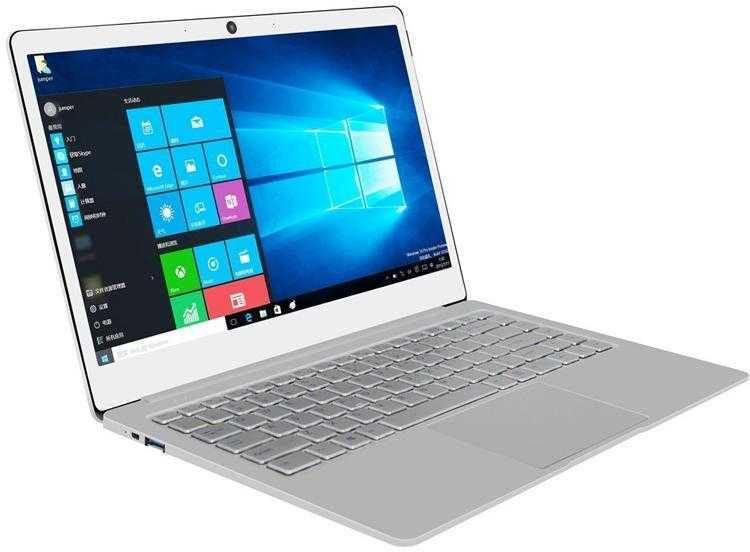 Фото Ноутбук Jumper EZBook X4 на платформе Intel Gemini Lake стоит $300
