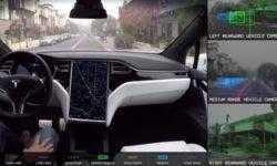Новая версия Tesla Autopilot выйдет в августе, впервые с «функциями полностью автономной езды»