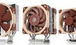 Новые процессорные кулеры Noctua рассчитаны на платформу Intel LGA3647
