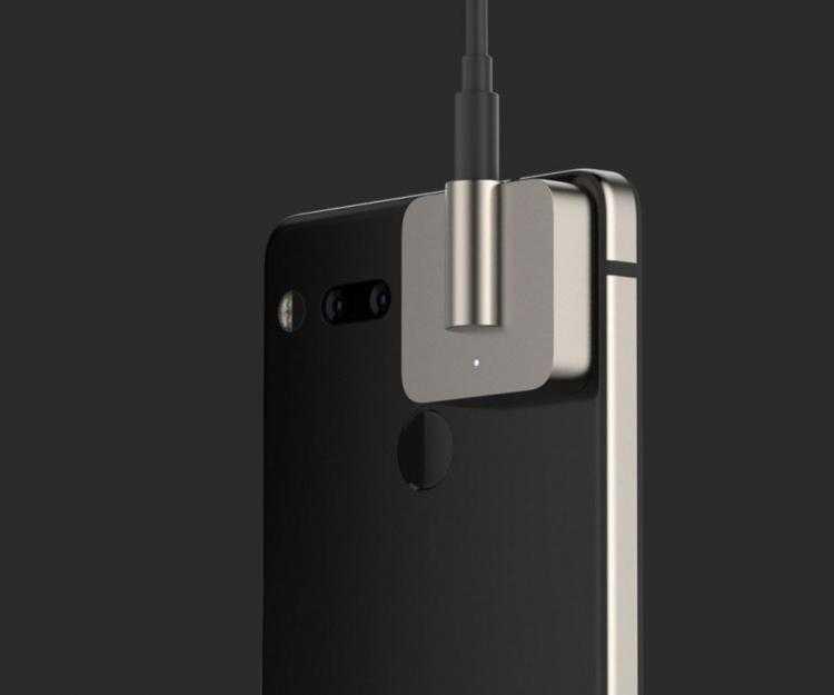 Photo of Новый модуль для Essential Phone — 3,5-мм разъём для наушников