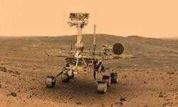 Opportunity «уснул» из-за песчаной бури на Марсе. Пока неясно, сможет ли ровер снова работать