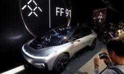 Производитель электромобилей Faraday Future договорился о $2 млрд инвестиций