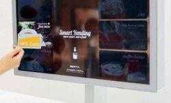 Sharp встроит прозрачные NFC-антенны в экраны дисплеев
