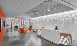 Штаб-квартира: офис Alibaba Pictures в Пасадене