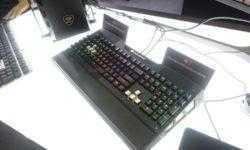 В Cougar создан прототип клавиатуры со встроенными динамиками