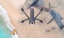 Видео: возможности дрона Parrot Anafi раскрываются при съёмке помещений
