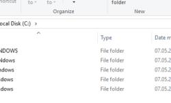 Windows и case-sensitive filesystem