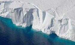 Запасы льда в Антарктиде за последние 25 лет существенно сократились