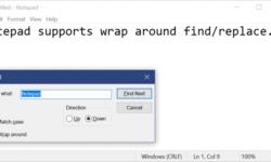 Блокнот в Windows получил первое значимое обновление за два десятилетия
