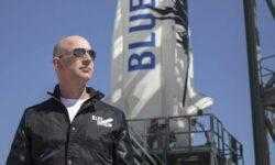 Blue Origin Джеффа Безоса планирует высадиться на Луну к 2023 году