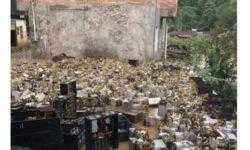 Дожди в Китае залили криптофермы, ожидается повышение спроса на оборудование