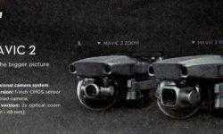 Фото для: DJI, похоже, выпустит дрон Mavic 2 в версиях Pro и Zoom
