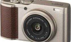 Fujifilm XF10 — цифрокомпакт с матрицей APS-C и фиксированным объективом