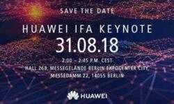 Huawei представит SoC Kirin 980 в последний день лета на IFA 2018