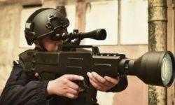 Китайцы представили лазерное ружье с дальнобойностью почти километр