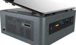 Мини-компьютеры Intel NUC на базе чипов Coffee Lake представлены официально