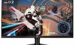 Новые игровые мониторы LG соответствуют формату WQHD