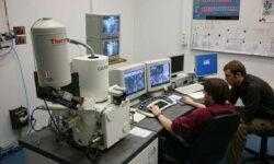 Новый электронный микроскоп позволяет увидеть атомы живых клеток
