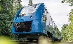 [Перевод] Германия одобрила использование поездов на водородных топливных элементах
