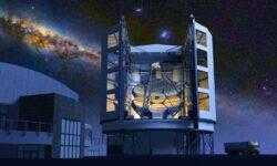 [Перевод] Крупнейший в мире телескоп, наконец, сможет увидеть звёзды без дифракционных лучей