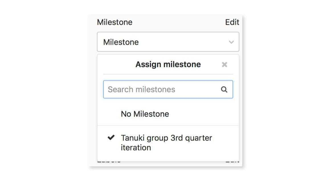 Assign ancestor group milestones