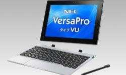 Планшет NEC VersaPro VU использует чип Intel Gemini Lake и ОС Windows 10
