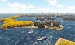Плавучий город получит 300 домов, свое правительство и собственную криптовалюту