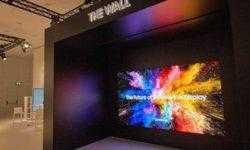 Потребительская версия модульного телевизора Samsung The Wall выйдет в 2019 году