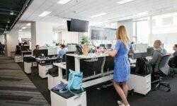 [recovery mode] Офис под Agile: где разместить тысячу разработчиков?
